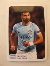 2018 World Cup Stars Sergio Aguero team Argentina Manchester City