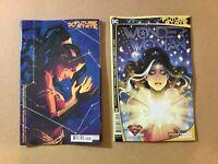 Future State Immortal Wonder Woman Lot: 2 Cloonan Variant & 2 Main Cover DC 2021