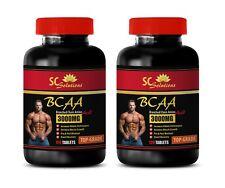 bcaa amino acids - TOP GRADE BCAA 3000mg - workout recovery tablets 2B