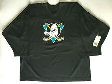 Rare Anaheim Mighty Ducks NHL Practice Hockey Jersey