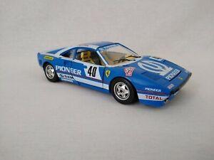 Bburago 1984 Ferrari GTO Blue Pioneer 1/24 Diecast Car Free Postage