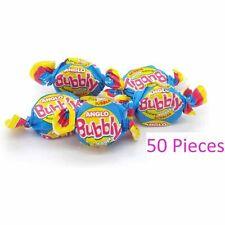 50 x Anglo Bubbly Bubblegum Original Classic Bubblegum