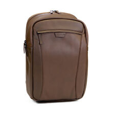 Cecilia Mercator 16L Camera Backpack in Chestnut Leather >Versatile urban style!