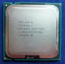 Intel Pentium D 950 LGA 775 Presler P4D 3.4 Ghz 800Mhz FSB 4M Cache SL95V SL94P