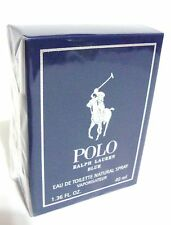POLO BLUE RALPH LAUREN MEN EDT 40 ML SPRAY 1.36 OZ COLOGNE PERFUME NIB