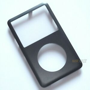 New Grey iPod Classic Front Cover 7th Gen Metal Replacement Housing Face Plate