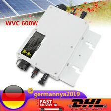 WVC 600W Modul Wechselrichter  Solar Micro PV Inverter Digital Controller NEU