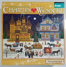 Buffalo Charles Wysocki Victorian Christmas 1000 Piece Puzzle