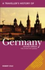 A Traveller's History of Germany, Robert Cole, Good Condition, Book