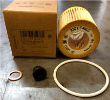 GENUINE VW VOLKSWAGEN POLO/FOX OIL FILTER WITH SUMP PLUG AND WASHER 03D198819C