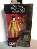 """Star Wars - The Black Series Resistance Tech Rose 6"""" Action Figure"""