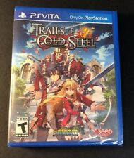 Legend of Heroes [ Trails of Cold Steel ] (PS VITA) NEW