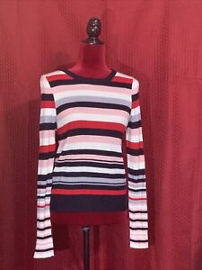 H&M Divided Sweater Shirt Juniors Large Knit New