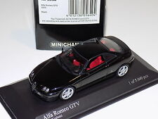 1/43 Minichamps Alfa Romeo GTV in Gloss Black
