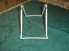 Event Display Stand metal/plastic forPlate Art Photo - Dishes - Book Desk Easel
