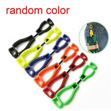 Random Glove Clip Holder Hanger Guard Labor Work Clamp Grabber Catcher Safety