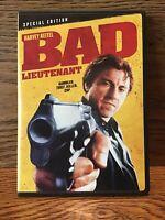Bad Lieutenant (DVD) Disc M Harvey Keitel