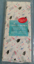 NIP VINTAGE TISSUE PAPER--FOR ANYTIME & GRADUATION
