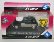 SOLIDO 1/43 SCALE DIECAST MODEL - 4545 - RENAULT 4L DECOUVRABLE
