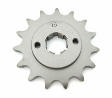 Parts Unlimited Front Sprocket - 520 - Honda CR250R CR450R CR480R CR500R - 15T