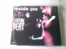 CULTURE BEAT - INSIDE OUT - UK PROMO CD SINGLE