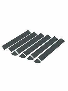87-3001 Single Width Sidewalk kit for HO Scale Weathered Cracked laser cut
