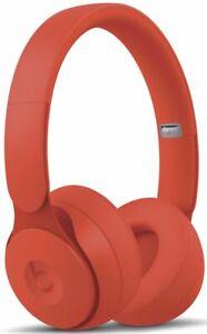 BEATS Solo Pro Wireless - Matt Red (4625524)