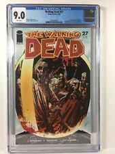 The Walking Dead #27 - CGC 9.0 - 1st Appearance of The Governor