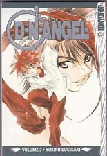 D.N.ANGEL Vol 3:  MANGA: Tokyopop