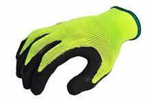 G & F 1516XL-1 Premium High Visibility Work Gloves XL