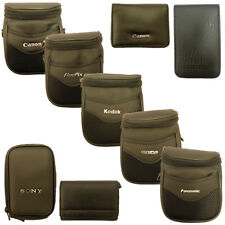 Digital Camera Carry Case Bag Pouch DSLR Holiday Photo Travel Shoulder Nikon