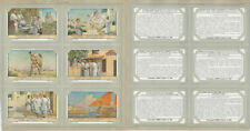 Liebig, Set 6 Cards, F1483F (French), 1949, Life of Socrates, Greece Philosopher