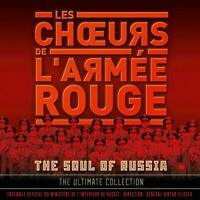 The Soul Of Russia - The Ultimate Collection, Les Choeurs De L'Arme Rouge, Audio