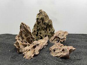 8lb ADA Aquascaping Ohko Dragon Stone for aquariums shrimp plant WYSIWYG OK1