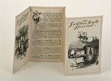 "1888-9 | ""Golden Gate Special"" booklet 