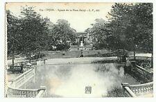 Dijon-Square de la place D'Arcy, early 20th c