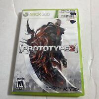 Prototype 2 (Microsoft Xbox 360, 2012) Complete Video Game Free Ship