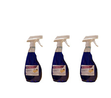 THE URINATOR - MATTRESS STAIN SMELL CLEANER AND REMOVER URINE FAECES  3 x 500ml