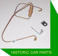 Advance/Retard Vacuum Pipe with screw ends for Morris Minor MM 1948-53