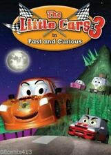 The Little Cars 3 in Fast and Curious (DVD, 2008, Full Screen)