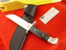 "Buck USA Made 11-3/4"" 124 FRONTIERSMAN Fixed Blade Sheath knife MINT"