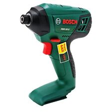 Bosch Green Lithium 18v impact driver PDR 18 Li ** For The Power 4 All Range **