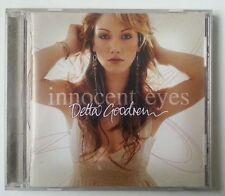 DELTA GOODREM 'Innocent Eyes' 510951200 CD 2003 2000s album pop sony music