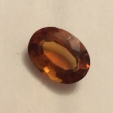 Antique Brown Topaz Gemstone 14x11x6 Loose For Ring or Pendant