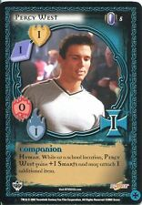 Buffy TVS CCG Limited Class Of 99 Common Card #5 Percy West