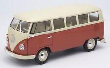 Coches, camiones y furgonetas de automodelismo y aeromodelismo WELLY color principal rojo Volkswagen