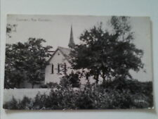 Postcard Canvey, The Church Essex UP  (A5)