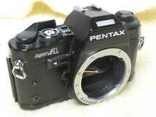 Pentax Super A  SLR Camera Body - For Spares / Repairs - Shutter Jammig issues