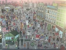 Where's Bowie?: David Bowie in Berlin: 500 Piece Jigsaw Puzzle (Game)