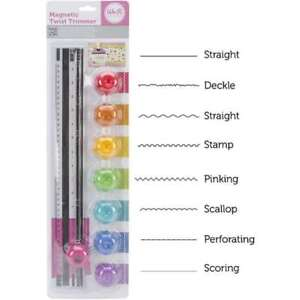 We R Memory Keepers Magnetic Twist Trimmer Combo
